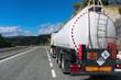 Camion cisterna mercancias peligrosas