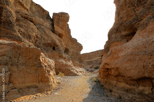Foto Murales Sesriem Canyon - Sossusvlei - Namibia Africa