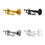 Vector design of music and tune sign. Collection of music and tool vector icon for stock.