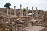 Allianoi ancient city,Bergama in Turkey