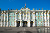 The Winter Palace in Saint-Petersburg, Russia - 247213655
