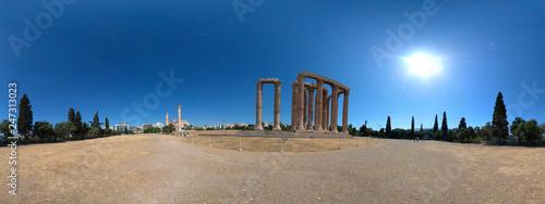 Templo de Zeus Atenas