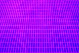 Vivid neon proton purple gradient background. Tile marbled effect, toned image filter. Wallpaper, banner, minimalism concept - 247319264