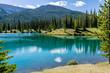 For get me not pond, Kananaskis Country, Calgary, Alberta, Canada