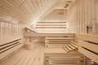 Sauna in the attic