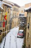 Lo bonito del invierno en Luesia España