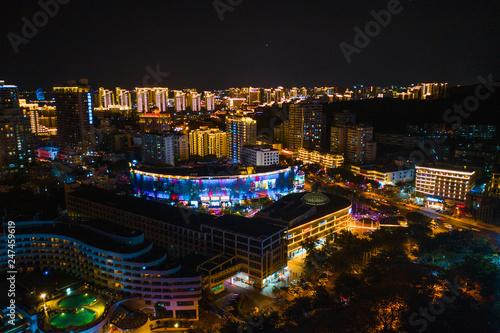 Night resort city - 247459619
