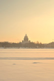 Saint Isaac's Cathedral in St.Petersburg.