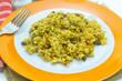 Quadro riz au curry