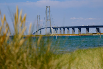 Storebelt Bridge, Denmark