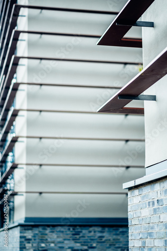 moderne urbane Business Architektur © Jonathan Schöps