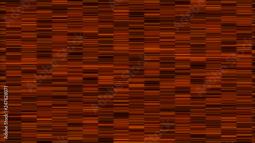 Abstract technology background with flicker, art with horizontal lines, 3d rendering computer generated background - 247628071