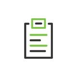 Text Icon Vector