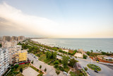 Mersin - Turkey. May 02, 2018. Mersin city view.