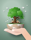 Concept of ecology and environment