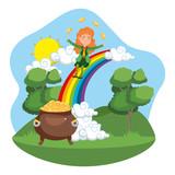 st patricks day elf