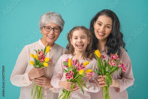 Happy women's day © Konstantin Yuganov