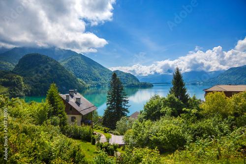 Wolfgang see, Tirol , Austria
