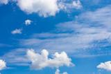 Blue Sky Clouds - 247743088