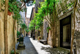 Coole Gasse in Orvieto