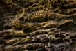 canvas print picture - Sandstein, Detail, Schrammsteine, Nationalpark Saechsische Schweiz, Elbsandsteingebirge, Sachsen, Deutschland