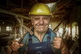Der Bauarbeiter - 247756617