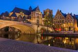 Gent cityscape - Belgium - 247761012