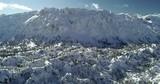 winter in the wild toros mountains - 247774810
