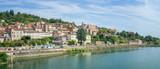 Cityscape of Trevoux, France