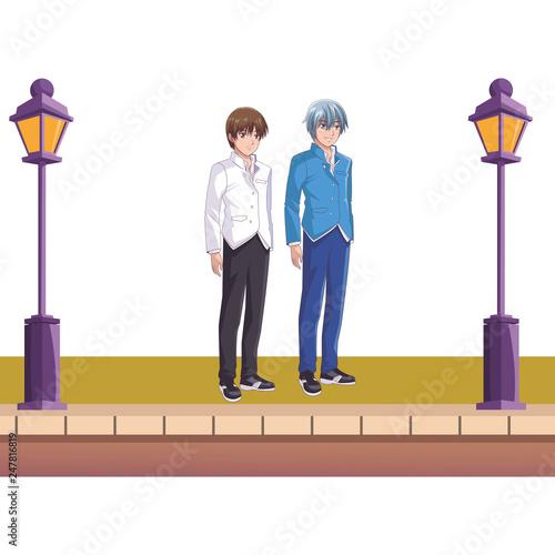 anime manga men - 247816819