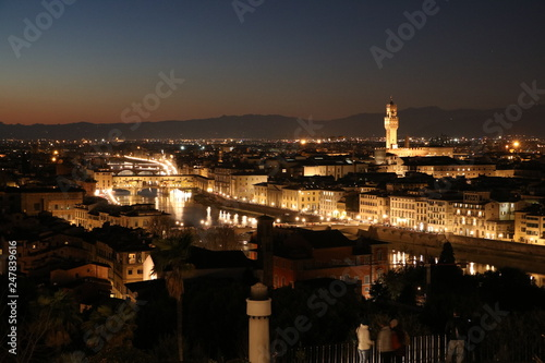 Florence evening moments  - 247839616