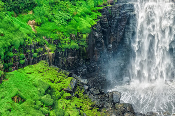 Tequendama Fall in Colombia © Andresnaviapaz