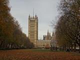 Fototapeta London - Jesień w Londynie © Michal