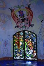 """Постер, картина, фотообои """"la chapelle Notre Dame de Jerusalem"""""""