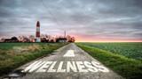 Schild 392 - Wellness - 247938070