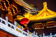 A stately Buddhist temple, Jing'an Temple is a famous tourist attraction in Jing'an District, Shanghai.