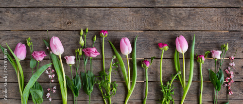 Spring flowers for mothers day - 247978049