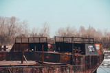 Abandoned object