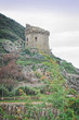 View of Paola Tower - Circeo National Park - Latina Italy