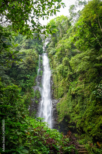Melanting Waterfall, Munduk, Bali, Indonesia - 248016035