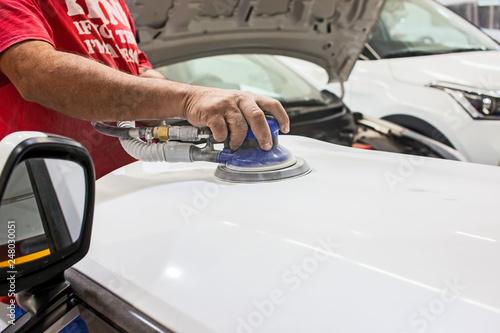 Auto polieren