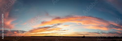 fototapeta na ścianę Texas Sunset