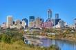 Downtown Edmonton Summer Views