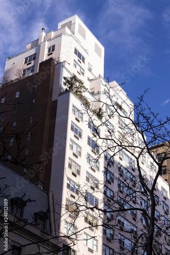 Foto Murales Buildings in Manhattan