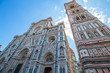Quadro Florence Cathedral facade