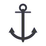 anchor marine symbol