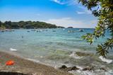Strandidylle bei Vrsar / Istrien
