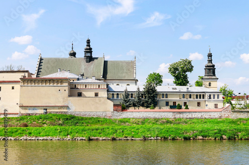 KRAKOW, POLAND - JUNE 14, 2017: Norbertines abbey