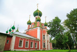 Orthodox Church in Pereslavl-Zalessky, Russia