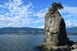 Vancouver Stanley Park Siwash Rock